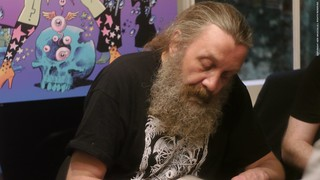 Alan Moore Signing at The Old Gosh Store | by The Arklight