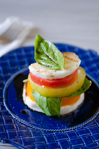 Caprese Stack 2 | by Seeded at the Table