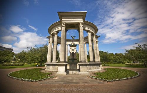National War Memorial Park War Memorial Cathays Park