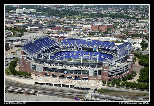 M&T Bank Stadium, Baltimore