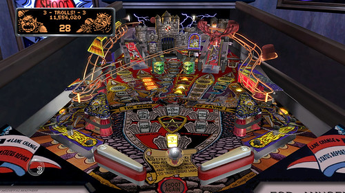 The Pinball Arcade: Medieval Madness | by PlayStation.Blog