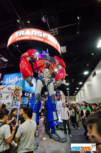 SDCC: Preview Night on the Showroom Floor | by zroberts