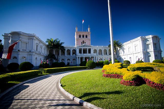 Asunci n casa de gobierno m s fotos en - Casa en paraguay ...