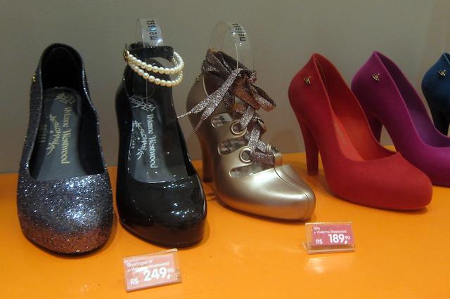 Vivienne Westwood Jelly Shoe Sale