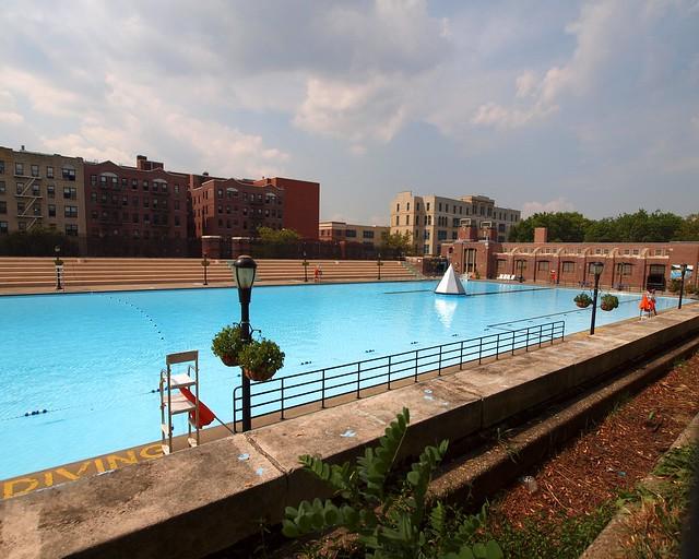 Crotona Pool Bronx New York City Flickr Photo Sharing