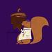 Wonka Squirrel