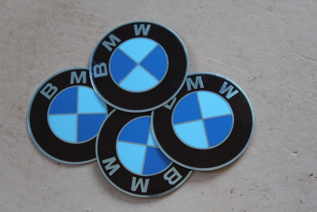 Bmw Wheel Center Cap Emblems 58mm 15 Another Wrong