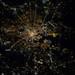 Baltimore, Maryland at Night (NASA, International Space Station, 10/16/12)