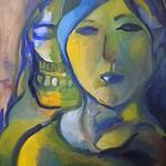 Dona e fantasma