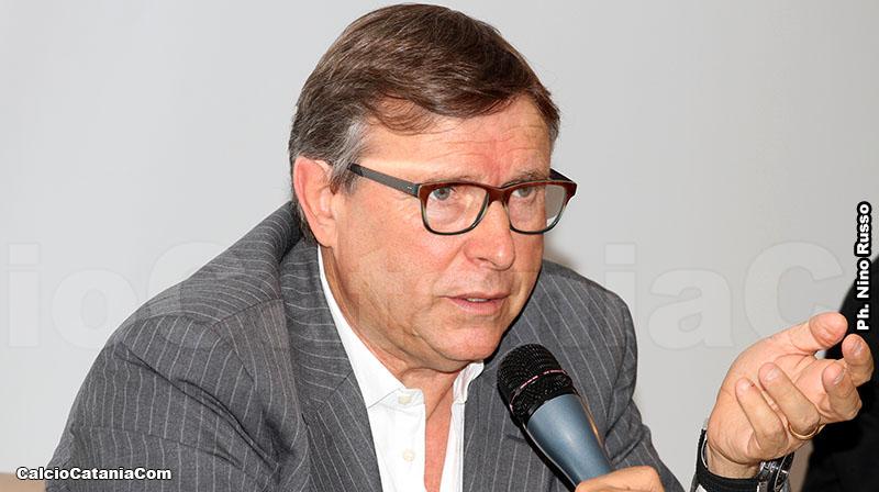 Pietro Lo Monaco, ad rossazzurro