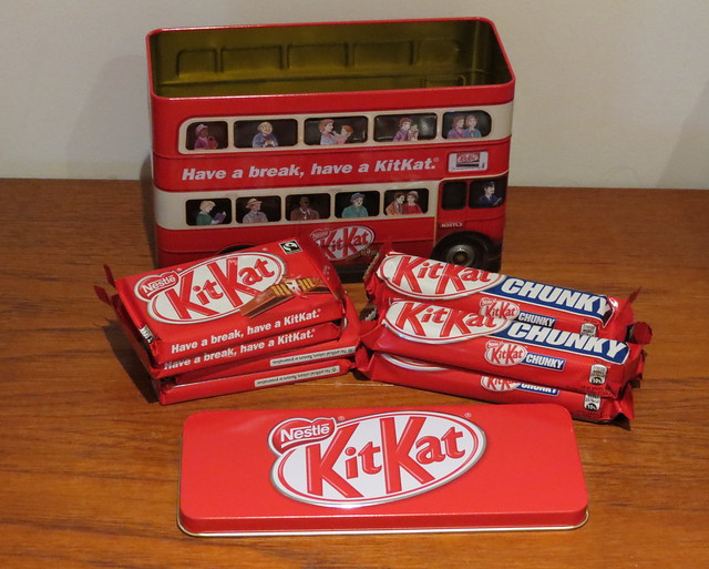 Kit Kat Bus (UK)