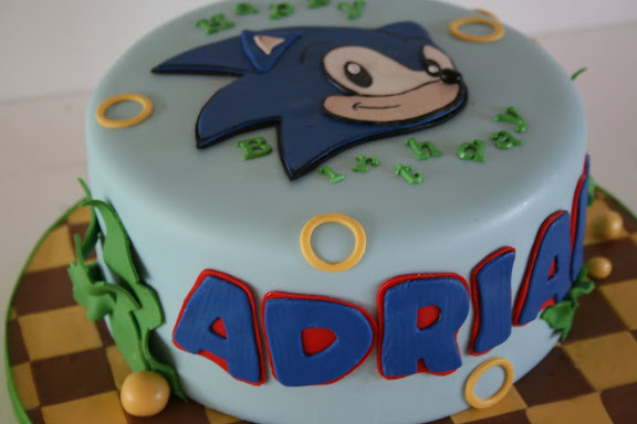 Sonic The Hedgehog Cakes Cake Ideas And Designs