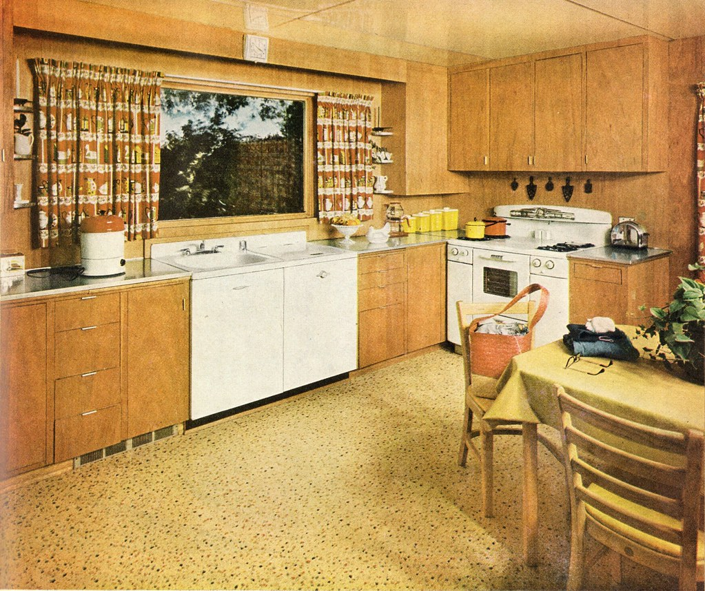 1953 kitchen ethan flickr for Kitchen design 70s