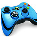 Xbox 360 Special Edition Chrome Series Wireless Controllers