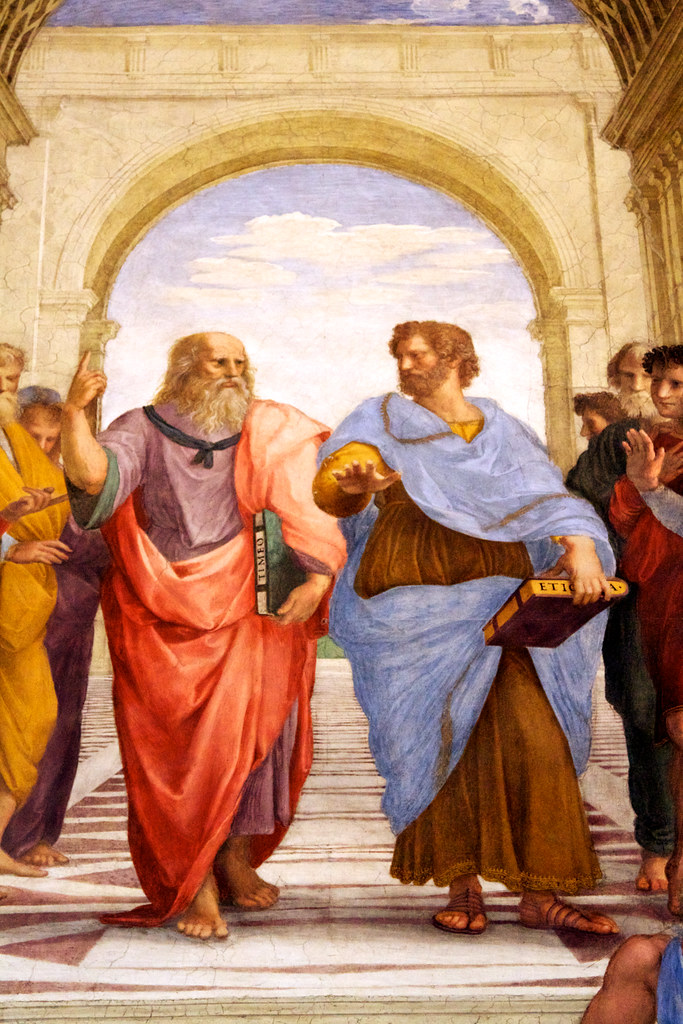 aristotle vs platonist essay Aristotle, art, and greek as a double major in philosophy and english during this time i wrote a large number of argumentative essays and literary critiques.