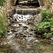 Waterfall in Rila Monastery