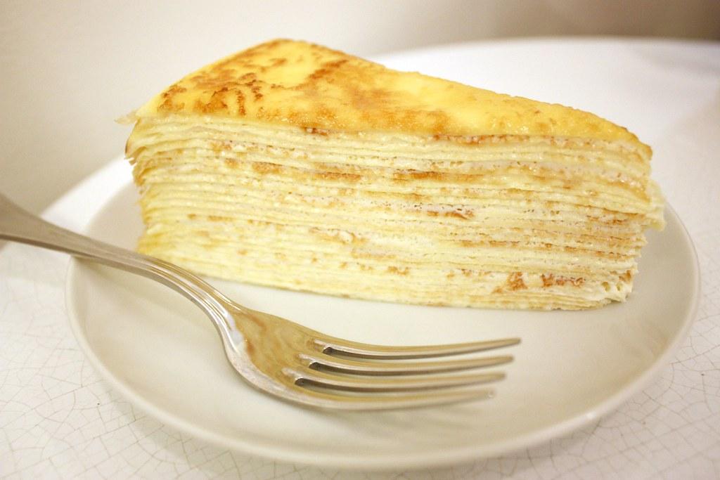 Crepe Cake Is Hard To Make