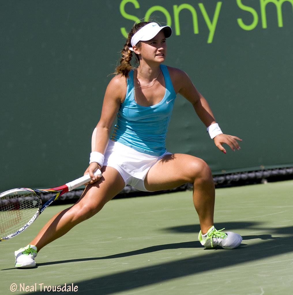 Lauren Davis | Sony Ericsson Open 3/19/2012 Women's Singles ...