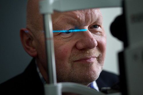 Nominee for the European Inventor Award 2012: Prof. Josef Bille © European Patent Organisation 2012. All rights reserved. | by European Patent Office - European Inventor Award