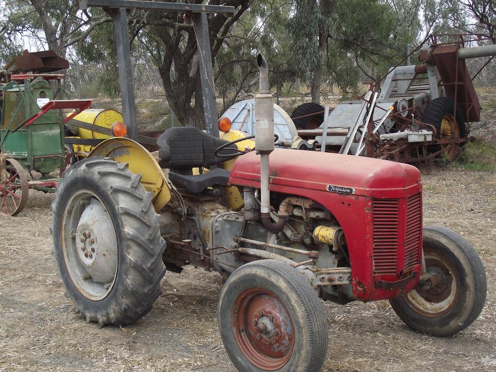 1961 Massey Ferguson 35 Diesel : Massey ferguson pictures to pin on pinterest