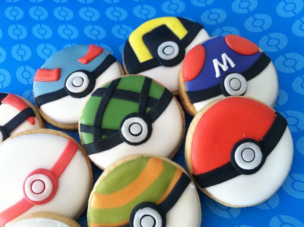 Pokemon Cookies Cbonbon Cookie Flickr