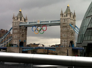 London in the lead up to the 2012 Olympics | by Rev Stan