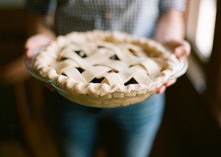 spiced cherry pie | by cindyloughridge