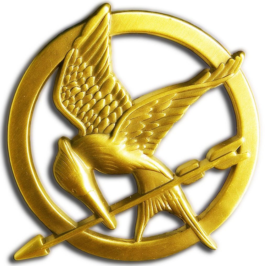 Logo Del Sinsajo Logo Del Sinsajo Hecho Por Mi Desde Una