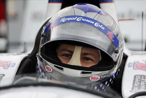 Marco Andretti | by IndyCar Series