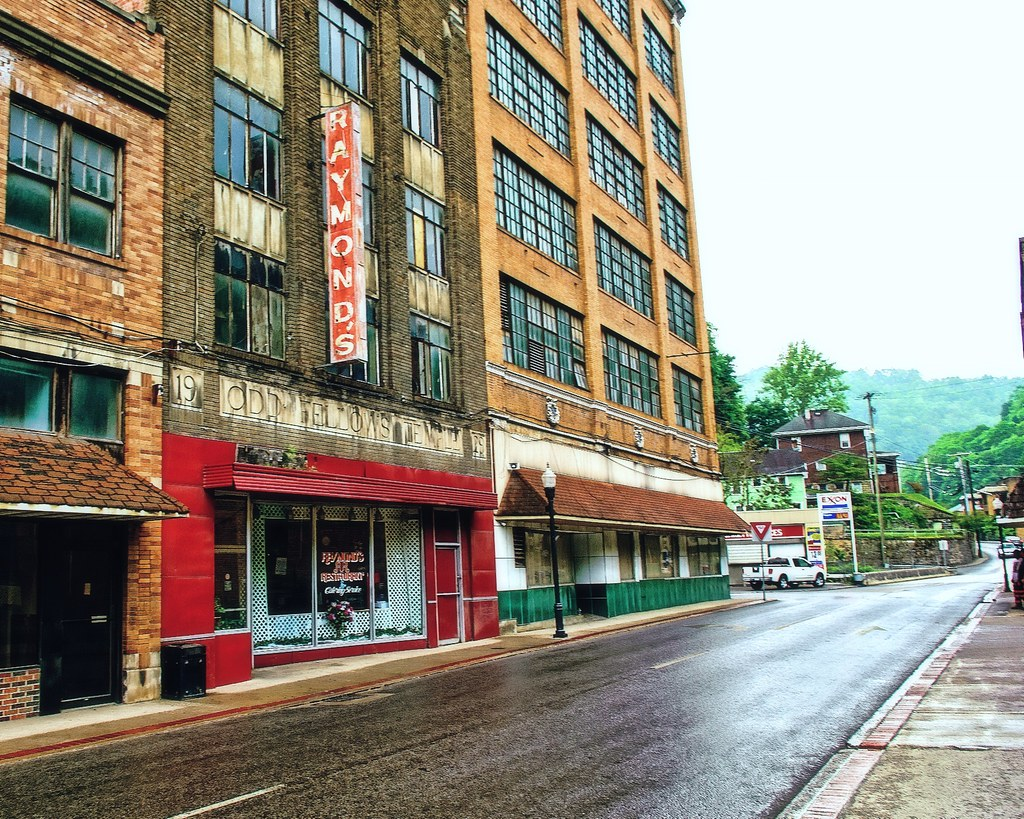 Virginia >> Raymond's - Downtown Welch, WV | This restaurant lives on th… | Flickr
