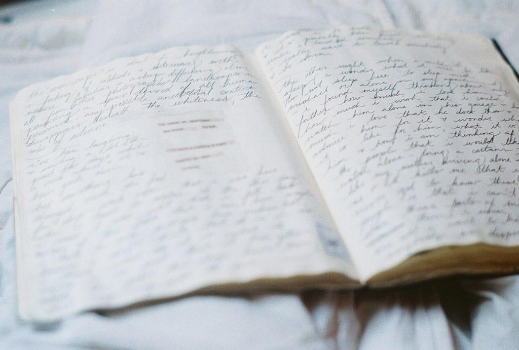 the journal she let me read rachel duarte flickr. Black Bedroom Furniture Sets. Home Design Ideas