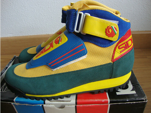 Hideous SiDi mtb shoes 01 | by egocyclic