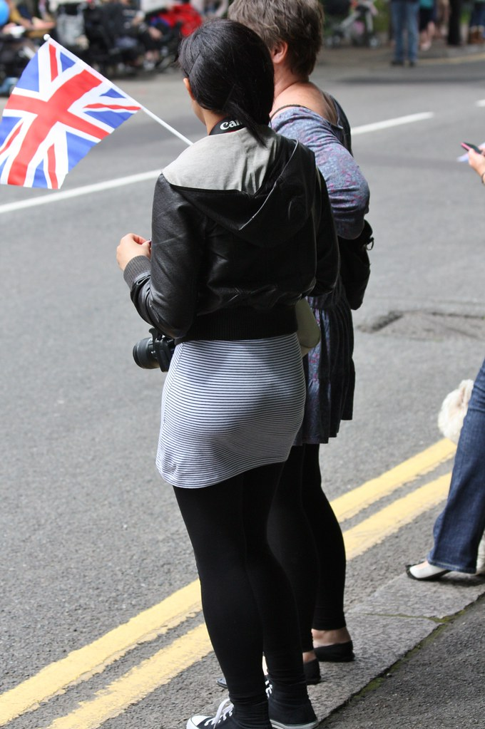 The Torch is on the Street - July 2012 - Tight Striped Ski ...