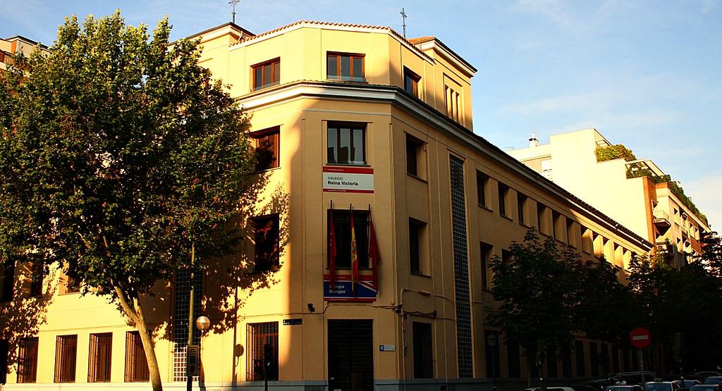 Colegio reina victoria calle pr ncipe de vergara madrid - Colegio escolapias madrid ...