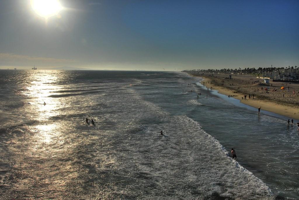 Huntington Beach North Or South