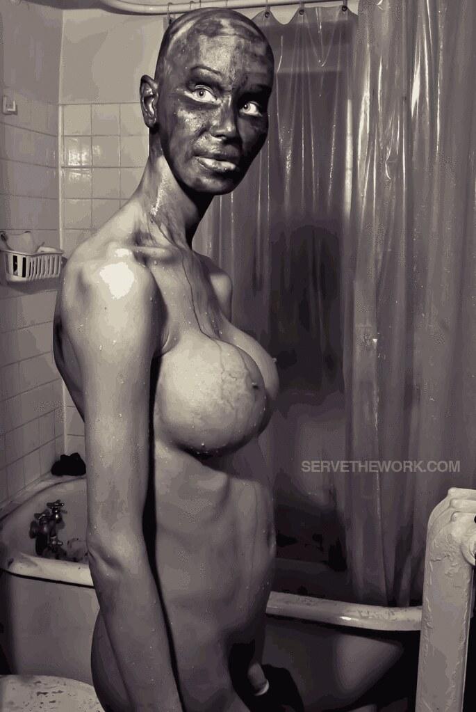Ebony escort anal