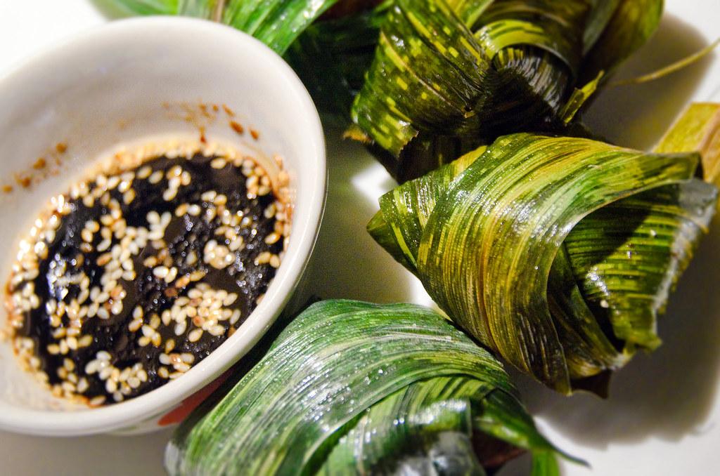 Busaba Eathai Wardour Street Food Porn at Busaba Eathai Wardour Street