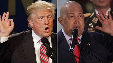 El Nuevo Herald destacó las similitudes de Trump con Hugo Chávez