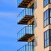 Balcony Pattern, Swansea Marina
