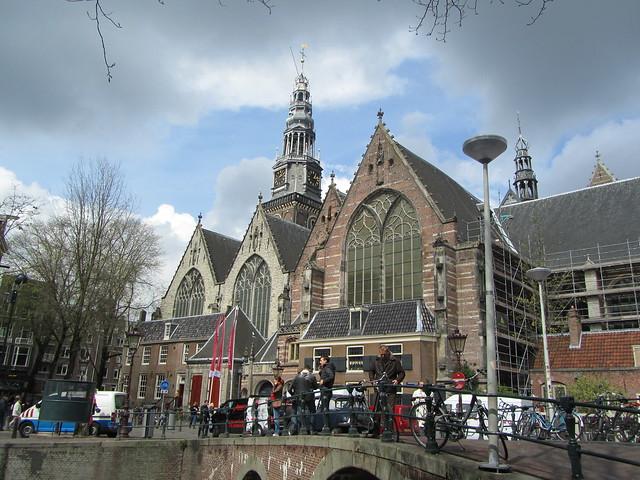 podium oude kerk heemstede