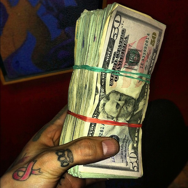 Mola Money Paper Bronx