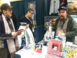 Emerald City ComiCon, March 30-April 1, 2012 | by fantagraphics