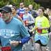 A runner starts the 2012 Borgess Half Marathon