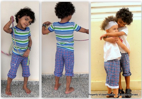 Cucito roll up pants | by kiamesmommy