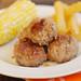 Honey Chipotle Turkey Meatballs