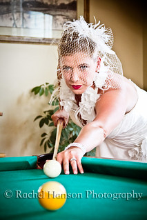 Bridal Games | by Rachel Hanson Photography