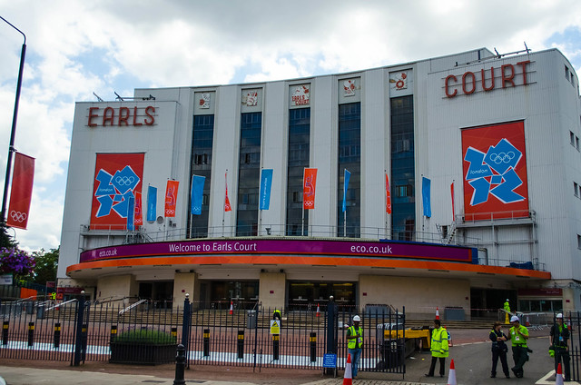 Earls Court Exhibition Centre | Flickr - Photo Sharing!