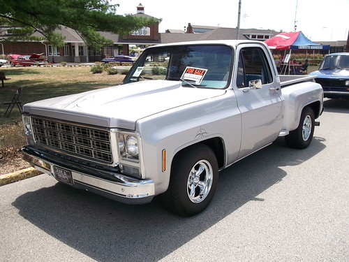 1977 Chevy C10 Stepside Truck Flickr Photo Sharing