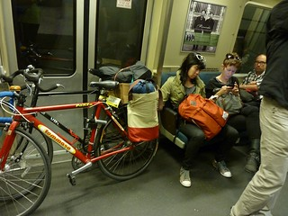 Bikes on Bart Pilot Aug. 10, 2012 | by sfbike