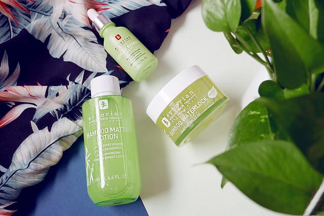 Erborian艾博妍 竹萃系列 控油 保濕 夏天 換季 保養 油肌 混合肌 妝前